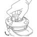 Головка с леской GTH Easy Load для GGT,GET-1200,GET-1500,GET-1700