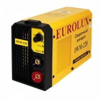 Сварочный инвертор IWM220 Eurolux