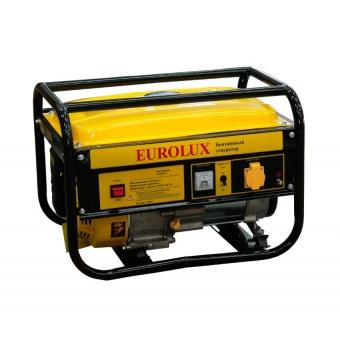 Бензиновый генератор Eurolux G6500A