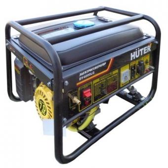 Генератор бензиновый Huter DY4000LG в Екатеринбурге