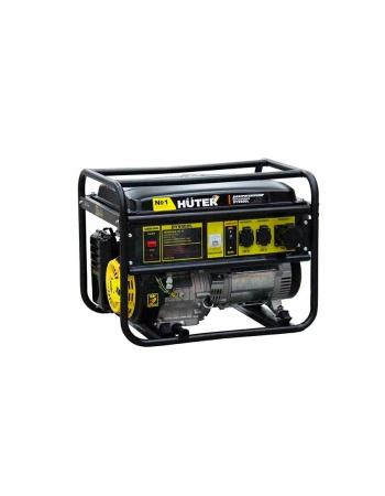 Бензиновый генератор Huter DY9500L