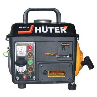 Бензиновый генератор HUTER HT950A в Екатеринбурге