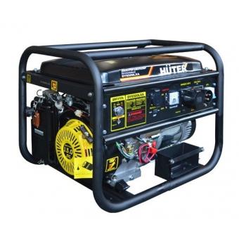Генератор бензиновый Huter DY6500LXA с автоматикой в Екатеринбурге
