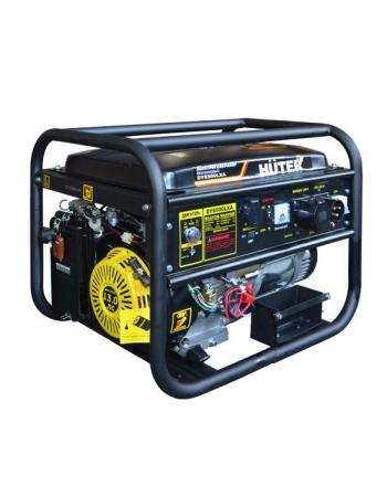 Генератор бензиновый Huter DY6500LXA с автоматикой