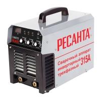 Сварочный инвертор Ресанта САИ 315