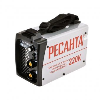 Сварочный инвертор Ресанта САИ 220К в Екатеринбурге