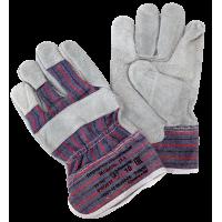 Перчатки спилковые П-1 Ресанта