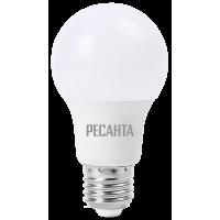 Лампа светодиодная РЕСАНТА LL-R-A60-9W-230-3K-E27
