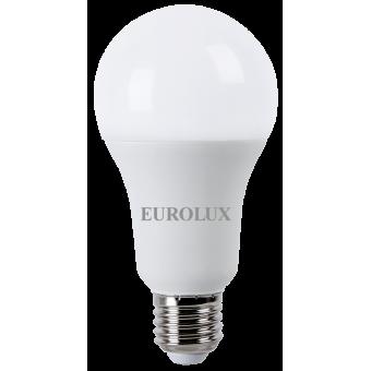 Лампа светодиодная EUROLUX LL-E-A70-20W-230-2,7K-E27 в Екатеринбурге