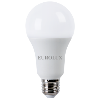 Лампа светодиодная EUROLUX LL-E-A70-20W-230-4K-E27 в Екатеринбурге