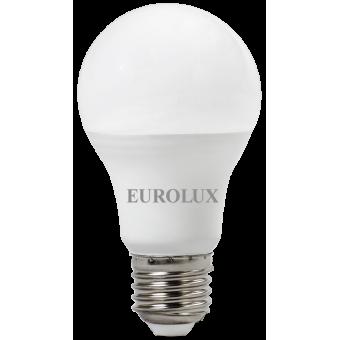 Лампа светодиодная EUROLUX LL-E-A60-13W-230-2,7K-E27 в Екатеринбурге