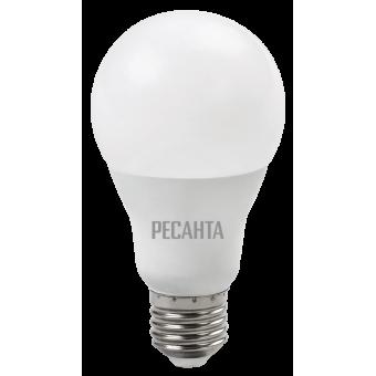 Лампа светодиодная РЕСАНТА LL-R-A65-15W-230-3K-E27 в Екатеринбурге