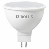 Лампа светодиодная EUROLUX LL-E-MR16-7W-230-2,7K-GU5.3