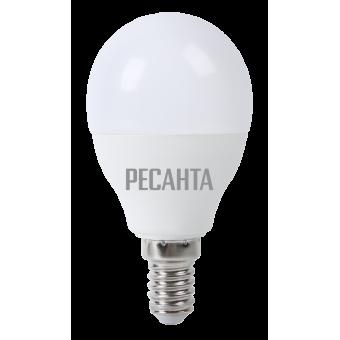 Лампа светодиодная РЕСАНТА LL-R-G45-7W-230-3K-E14 в Екатеринбурге