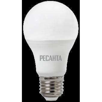 Лампа светодиодная РЕСАНТА LL-R-A60-11W-230-3K-E27 в Екатеринбурге