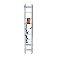 Лестница Алюминиевая трёхсекционная ЛА 3х9