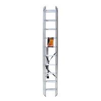 Лестница Алюминиевая трёхсекционная ЛА 3х10