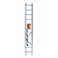 Лестница Алюминиевая трёхсекционная ЛА 3х11