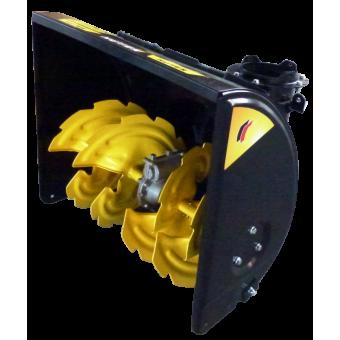 Насадка-снегоуборщик для подметальной машины Huter