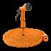 Набор для полива с растягивающимся шлангом 15м Вихрь