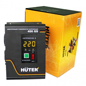 Стабилизатор напряжения Huter 400GS в Екатеринбурге