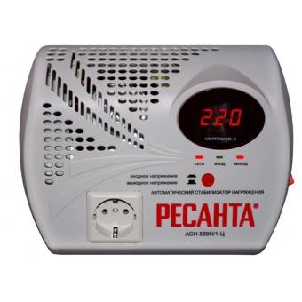 Стабилизатор Ресанта АСН-500Н/1-Ц в Екатеринбурге