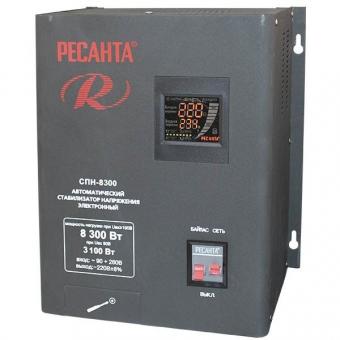Стабилизатор пониженного напряжения Ресанта СПН-8300 в Екатеринбурге